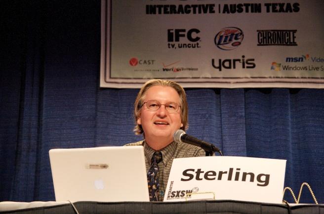 bruce sterling sxsw 2006