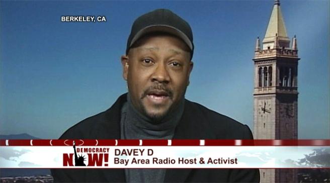 davey d hip hop activist