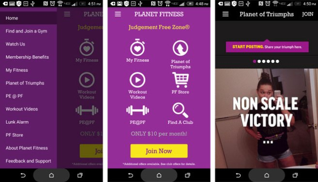 planet-fitness-mobile-app