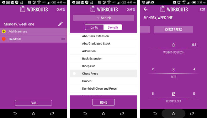 RETHINKING: Planet Fitness Mobile App | You Are Standing In An ...
