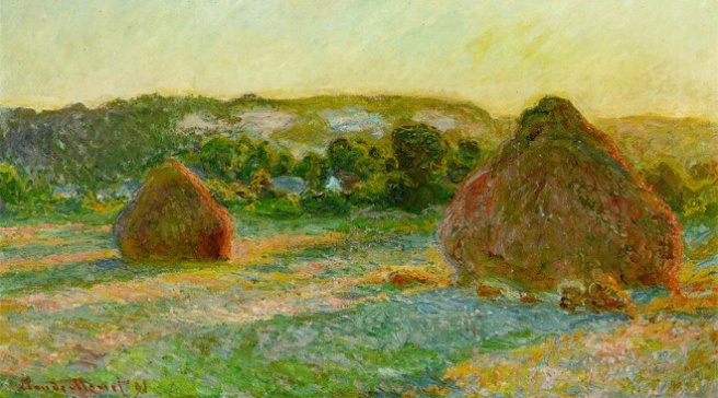 Haystacks (Claude Monet)